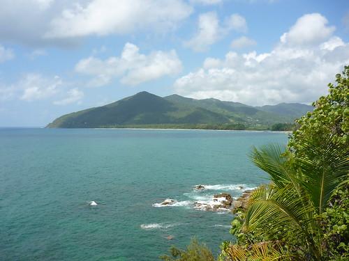 PR coastline