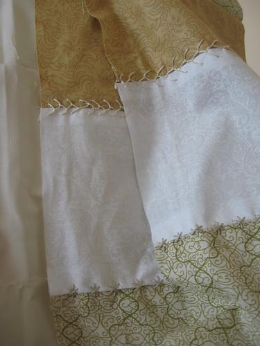 lap blanket for granny - wip