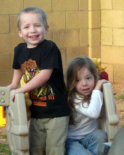 Landon and Em