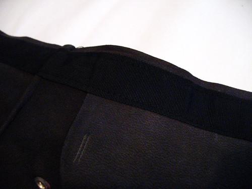 Xena skirt - waistband