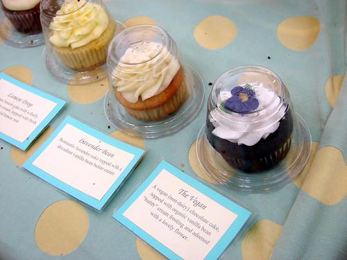 Cupcakerie cupcakes