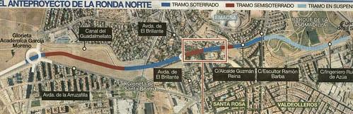 Proyecto Ronda Norte Córdoba.