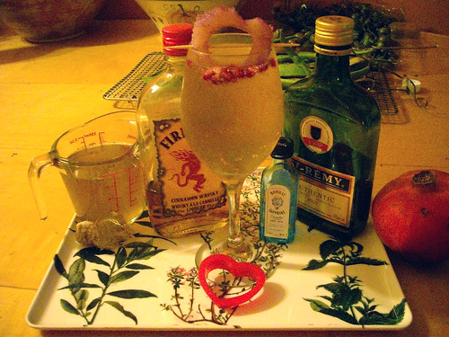 Beatles-themed Cocktail!