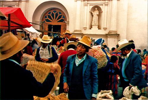 Market Day in Guatemala