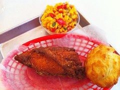 Fried Chicken Dinner - Hill Country Chicken