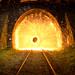 Tunnel Of Fire by Wheelibin