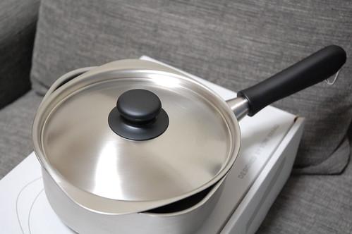 柳宗理 片手鍋