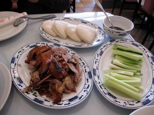 wong kee bbq & peking duck - peking duck service by foodiebuddha.