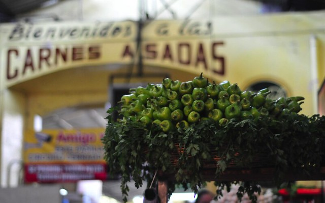 Carne Asada in Oaxaca
