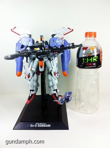 MG EX-S Gundam Custom Painted (23)