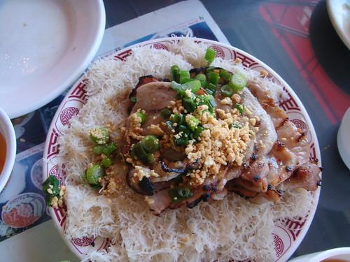 Pho Bang - Banh Hoi Thit Heo Nuong