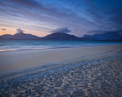 "Luskentyre Dusk III • <a style=""font-size:0.8em;"" href=""http://www.flickr.com/photos/26440756@N06/4522185162/"" target=""_blank"">View on Flickr</a>"