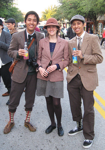Tweed Riders