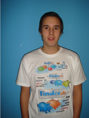 finder.ch T-Shirt