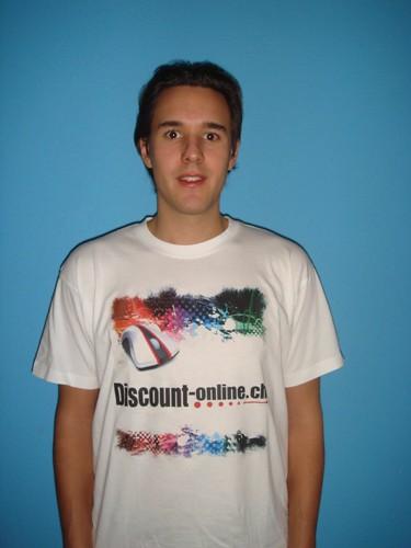 T-Shirt discount-online.ch