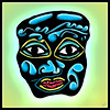 "African Mask • <a style=""font-size:0.8em;"" href=""http://www.flickr.com/photos/38731014@N00/4497734358/"" target=""_blank"">View on Flickr</a>"