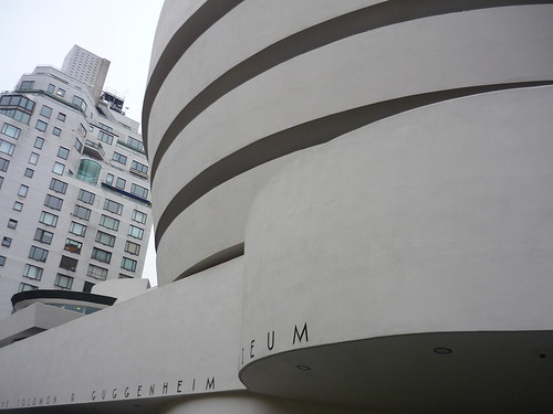 The Guggenheim exterior
