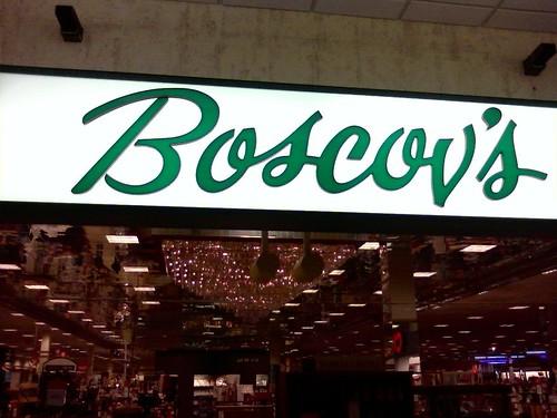 Shopping at the Boscovs