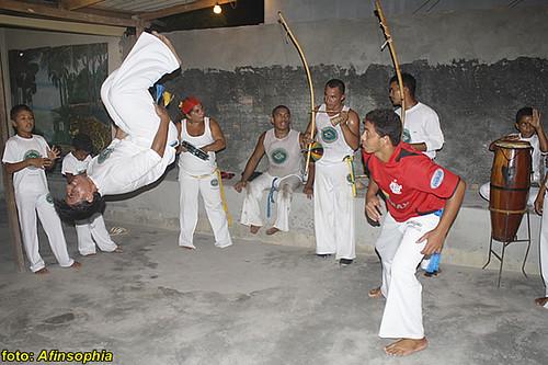 Capoeira Bantos 08 por você.