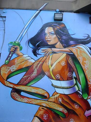 cole st smoke shop mural 7