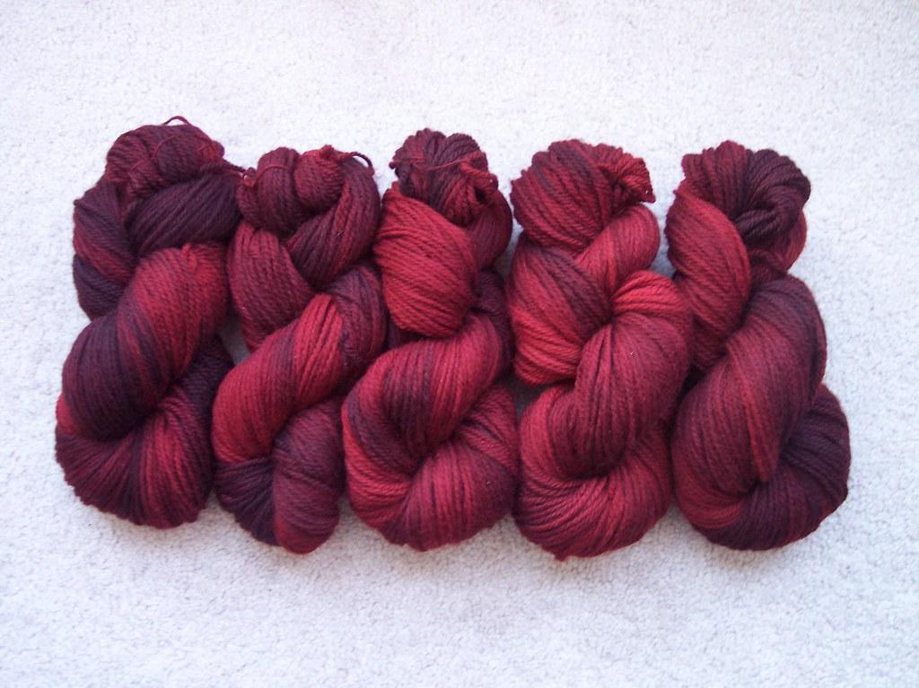 handdyed yarn