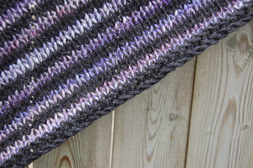Handspun Showcase Shawl 062