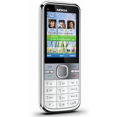 Primer miembro de la línea C de Nokia