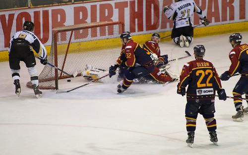 Cup Final - Guildford Flames Vs Milton Keynes Lightning