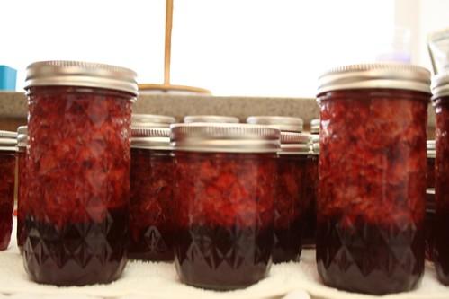 Berries become Jam