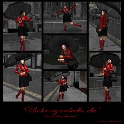 'NSA' - _Under my umbrella 'ella_