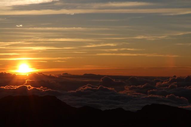 Haleakala Sunrise - Maui