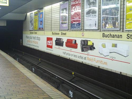 20090920 Glasgow 14 Glasgow Subway 03 Buchanan Street