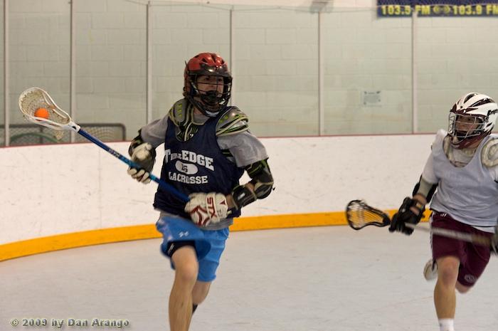 Lacrosse Ramps Up
