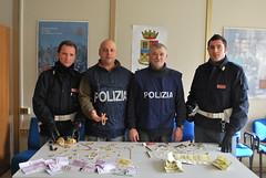 Roma: arrestato per ricettazione in via di Tor Cervara