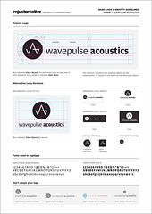 Identity Guidelines - Wavepulse Acoustics Logo