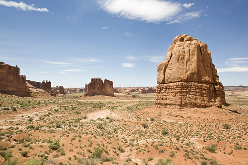 Arches Rock
