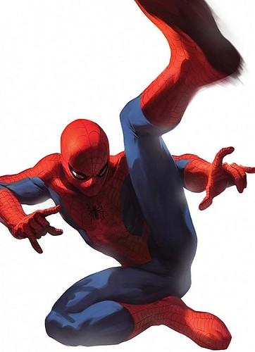 Spider-crotch's Revenge!