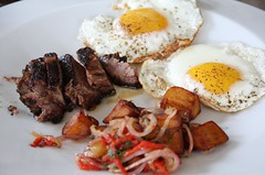 48-hour Short Ribs, Hash, Eggs