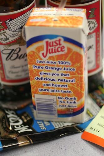 Just Juice Honest Pure Juice Taste
