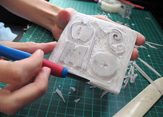 Stamp Carving2