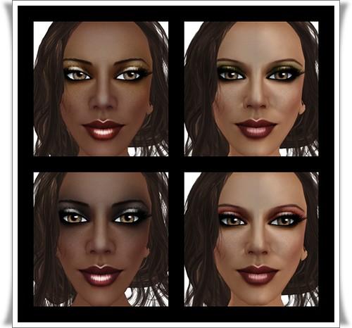 Symphony Skins - Base/Baritone - Makeup Sampker