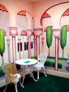 Amargosa Hotel Lobby #11