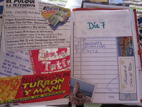 Diario de viaje: Día 7