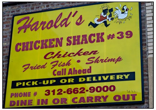 Harold's Chicken Shack #39
