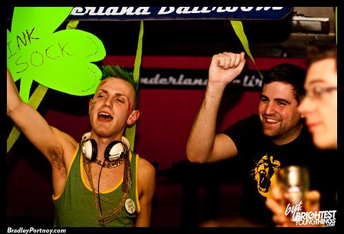 Pink Sock Presents St. Patrick's Gay-15