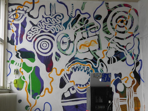 Mural (NL) by Ken Wolff
