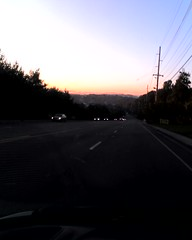 Smoky Mountains from Morrell Drive