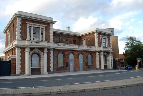 North Woolwich Old Station Museum (closed)