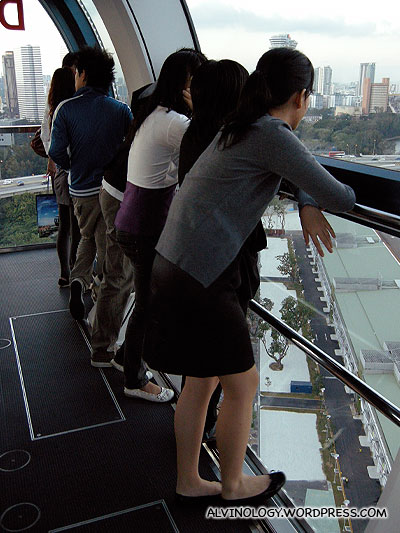 Enjoying the view :)