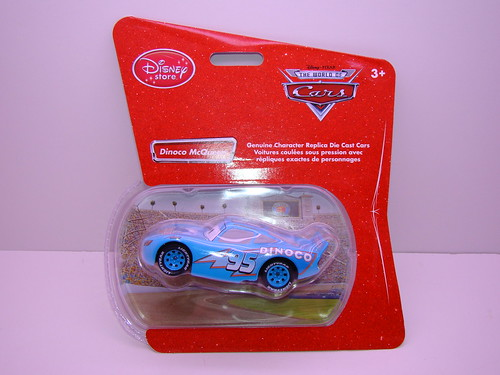 disney store CARS dinoco lightning mcqueen (1)